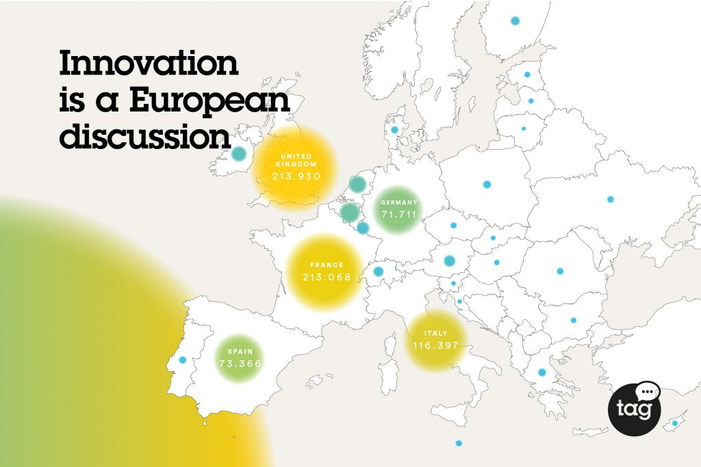 EUROPE Innovation Report 2018 - Talent Garden