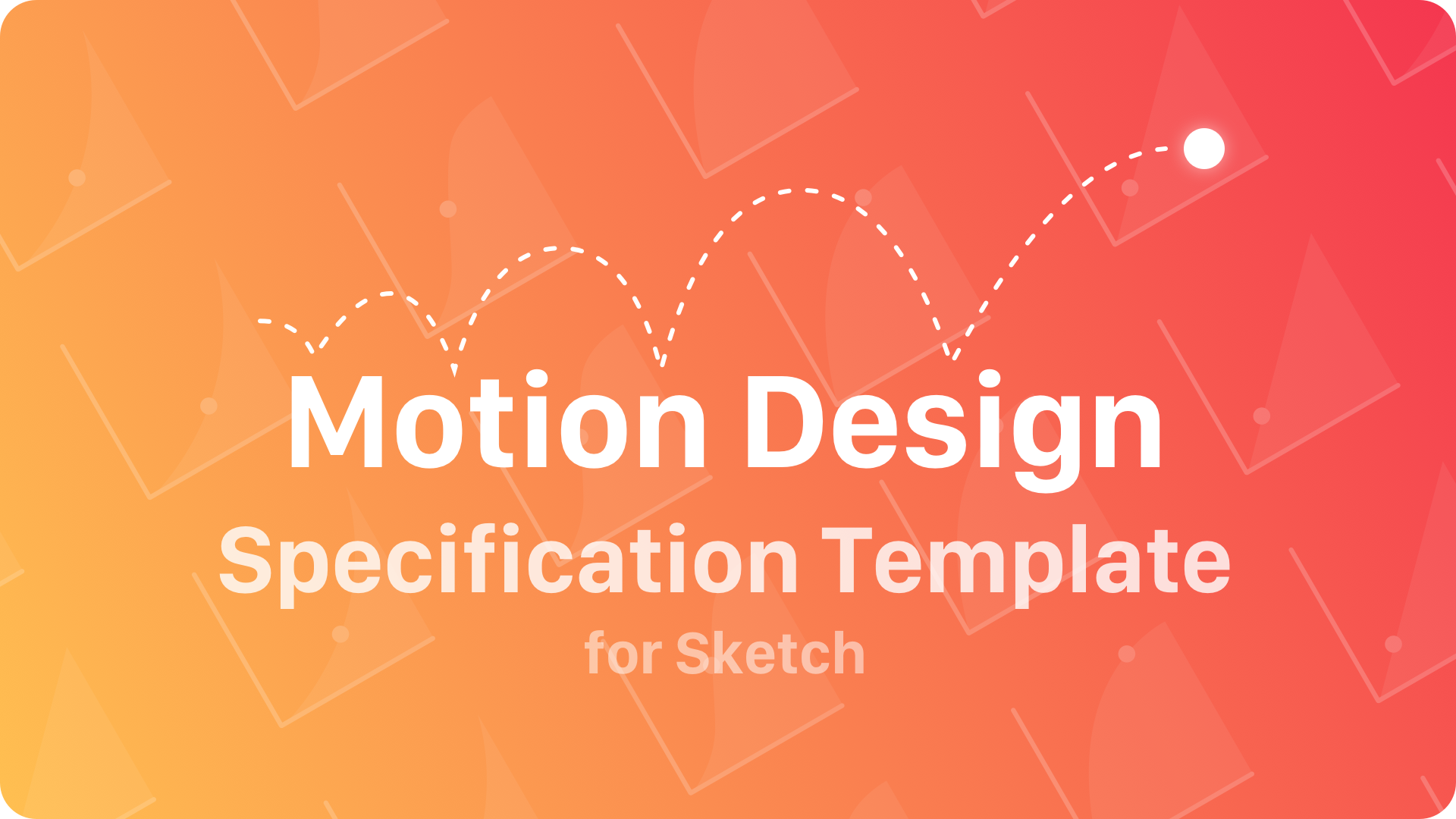 Risultati immagini per motion design specification template sketch