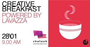 Creative Breakfast con SheTech