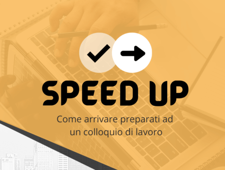 Speed Up - Talent Garden Cosenza e IGeA