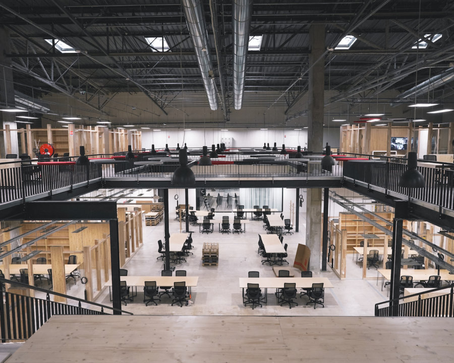 Coworking space lille