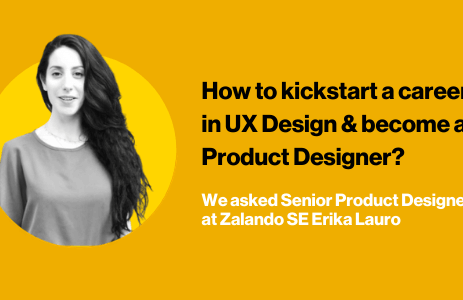 How to kickstart a Career in UX Design and become a Product Designer?